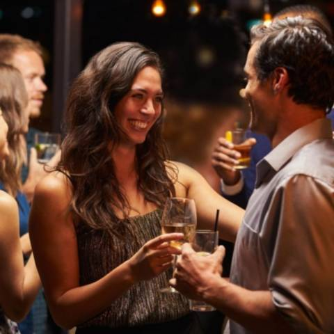 Valentines Single Night mit Speed Dating & more