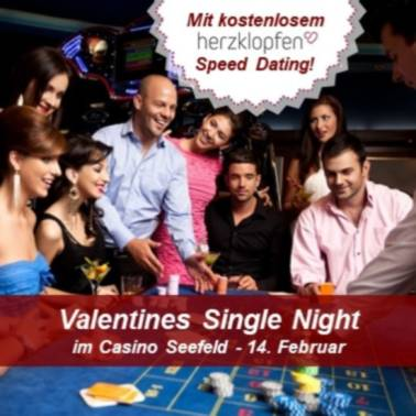 Die SINGLES NIGHT im CASINO Seefeld - menus2view.com